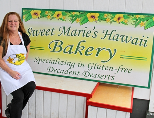 Gluten-Free Heaven at Sweet Marie's Hawaii