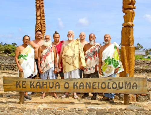 Balancing Past and Future at Ke Kahua O Kaneiolouma