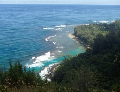Repairs to Close Parking Lot at Ha'ena State Park, Hanakapi'ai Trail Friday
