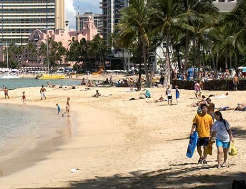 Record Tourism, Stronger Construction Driving Hawai'i's Expansion