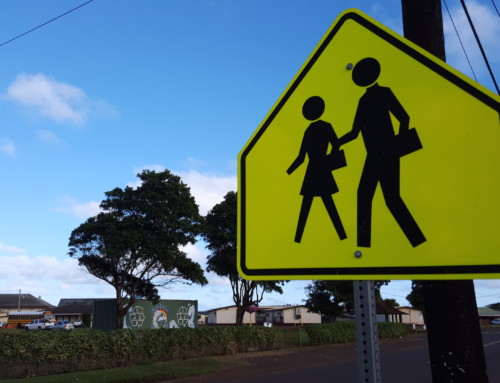 Meeting on Kawaihau Roundabout, Sidewalks, Bus Shelters Set for Sept. 26