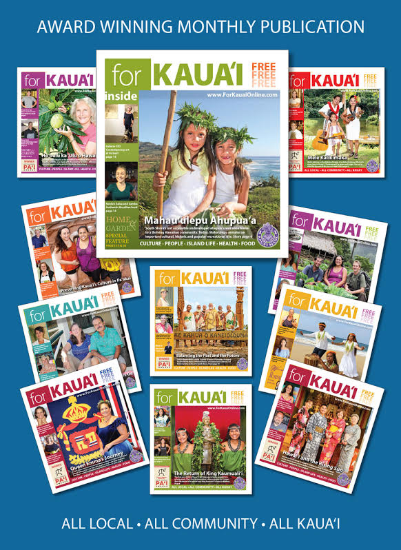 For Kauai Calendar Events