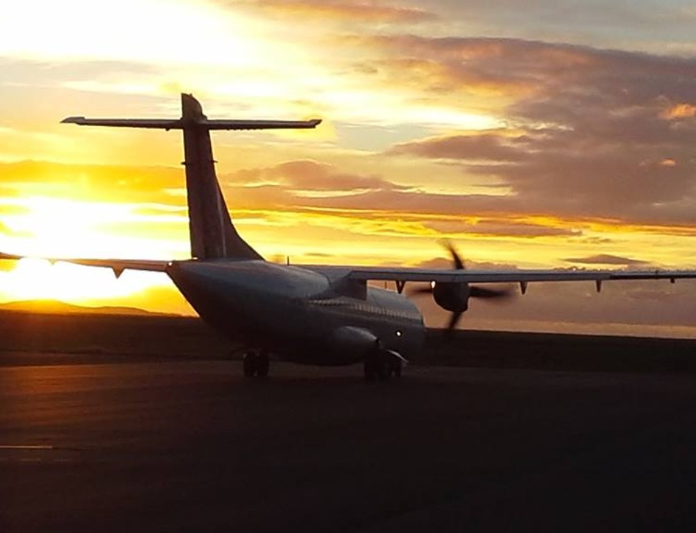 Island Air Flies Today for the Last Time
