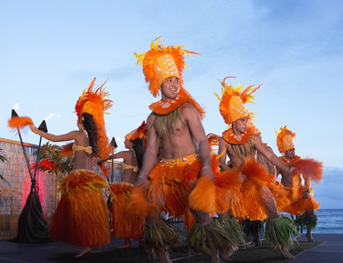 Assembling the Community of Tahiti