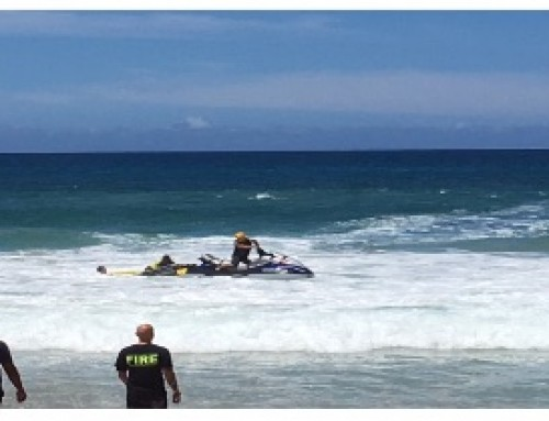 Three Civilian Swimmers Rescued From Majors Bay