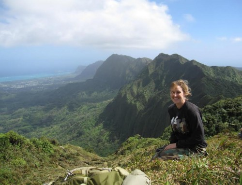 Turning Over A New leaf: Native Plant Discovery in Hawai'i