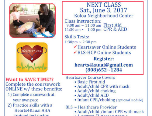 Community CPR Class