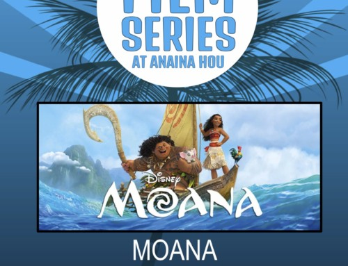 Free Friday Night Movie at Anaina Hou featuring 'Moana'