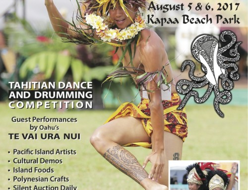 For Kauai Calendar Events for July 2017