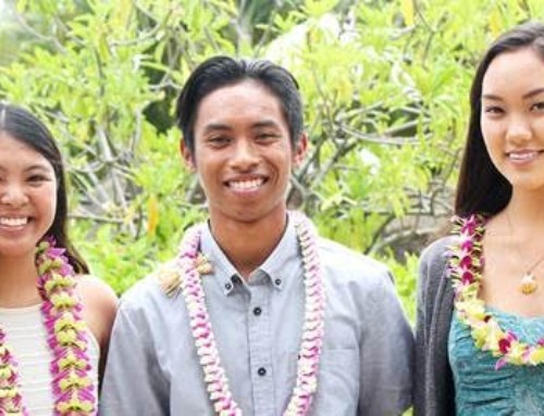 2017 Recipients Announced: Fifth Annual Westin Princeville Scholarship Program