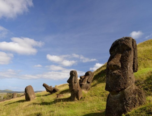 UH: Rapa Nui People Cultivated, Managed Crops