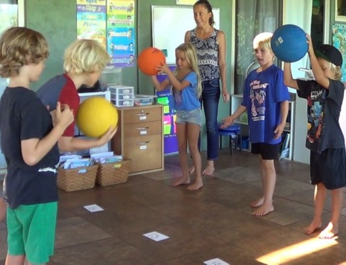 Koloa Teacher Launches Move-and-Play Reading Product
