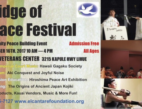 For Kauai Calendar Events for September 2017