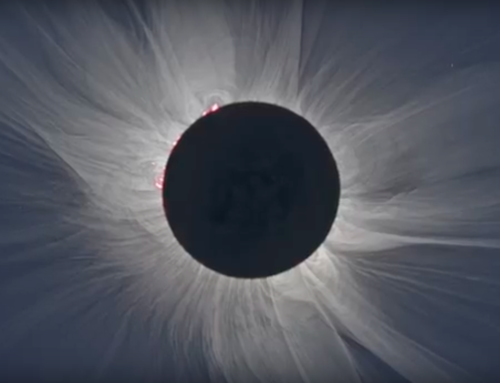 Total Solar Eclipse Illuminated by UH Astronomers (w/ video)
