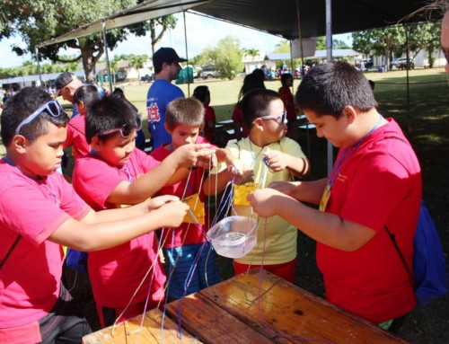DOW's Make a Splash Festival Welcomes Over 785 Students