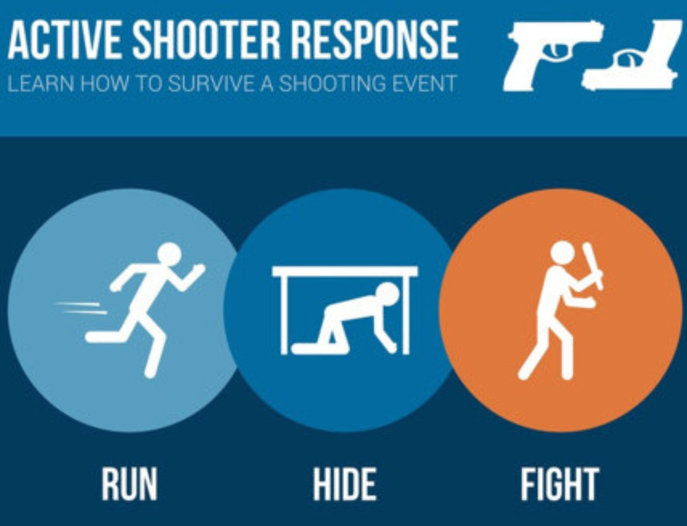 Fight or Flight? KPD to Teach Response to an Active Shooter Situation