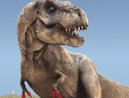 UH Paleontologist: T Rex's Small Arms Built for Slashing