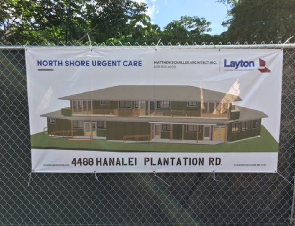 Makana North Shore Urgent Care Receives $1.1M USDA Loan to Complete Construction