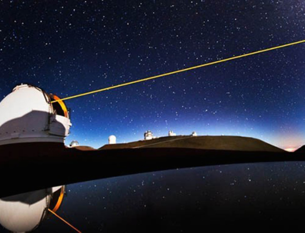 Maunakea Observatory Awarded NSF Grant to Upgrade Optics