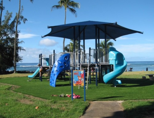 Contractor Completes $670K Po'ipū Beach Park Improvements