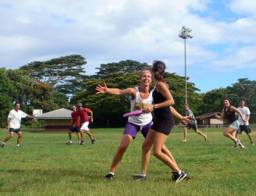 Kaua'i Ultimate Recruiting for First Ever Spring League Season