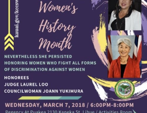 Committee on the Status of Women to host 'Women's History Month' event