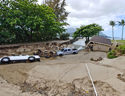 Kauaʻi Flood Relief Continues After Rains Subside