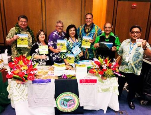 Mayor Bernard Carvalho Jr. Participates in Hawai'i on the Hill, Meets with Federal Agencies