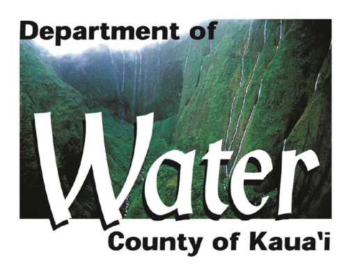Meeting for Hanapēpē-Ele'ele Water System Reorganization, Improvements August 1