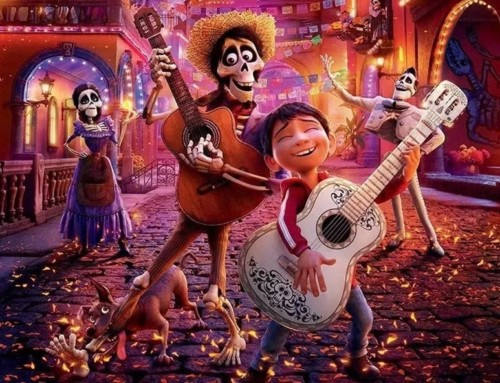 NTBG's Free Movie Night to Feature Pixar's 'Coco' Saturday