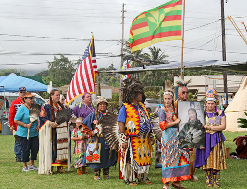 19th Annual Kaua'i Powwow