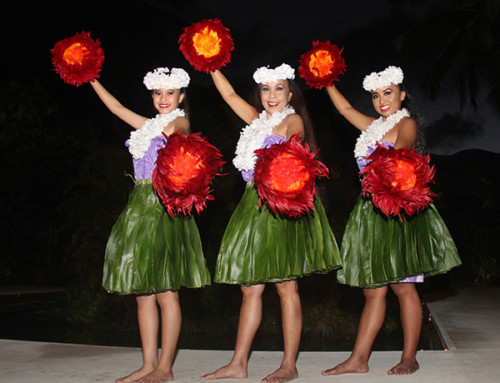 Celebrating Hawai'i at Smith's Family Garden Luau