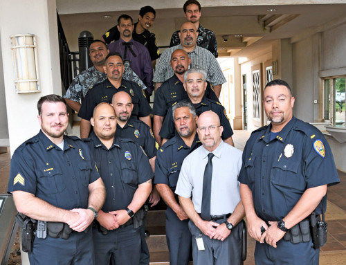 Movember — KPD Participates in 'No-Shave November'