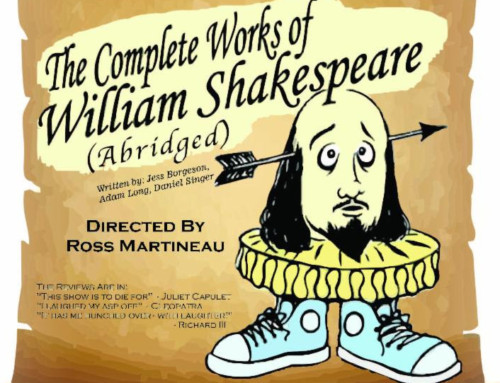 Casting Call for 'The Complete Works of William Shakespeare, Abridged'