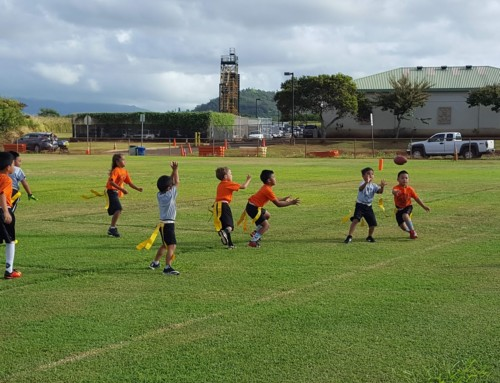 K-PAL Announces Islandwide Flag Football Registration