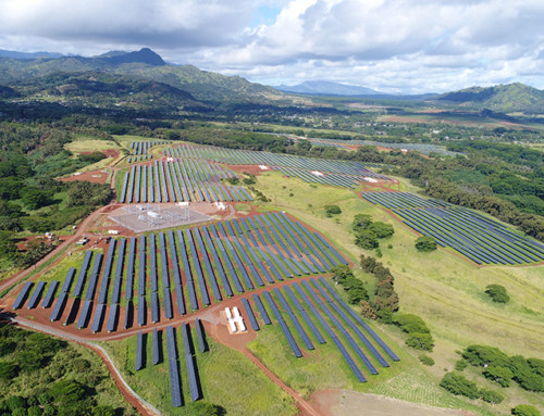 KIUC Lands Award for Solar Capacity per Customer