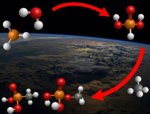 Molecule for Life on Earth May Have Come from Space