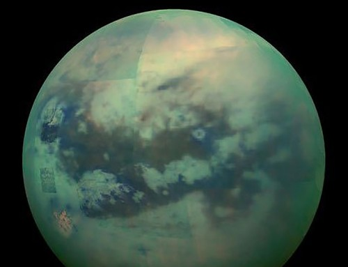 UH Team Unravels Secrets of Dunes in Saturn Moon's Titan