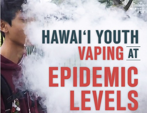 E-Cigarette, or Vaping Associated Lung Injuries